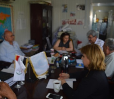 The Board of Directors of Hammurabi Human Rights Organization hold its second periodic meeting for the year 2018