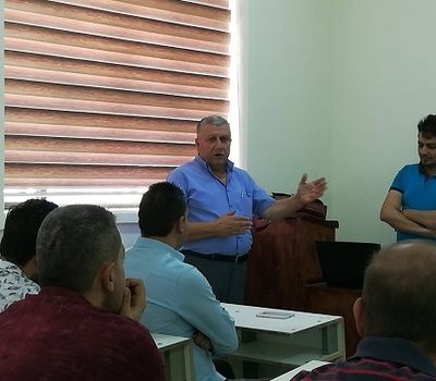 Hammurabi Human Rights Organization launches a training program for electronic software in cooperation with Recoded     program with the support of Zakka Khan organization