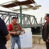UNMAS divers clear Fallujah's Iron Bridge